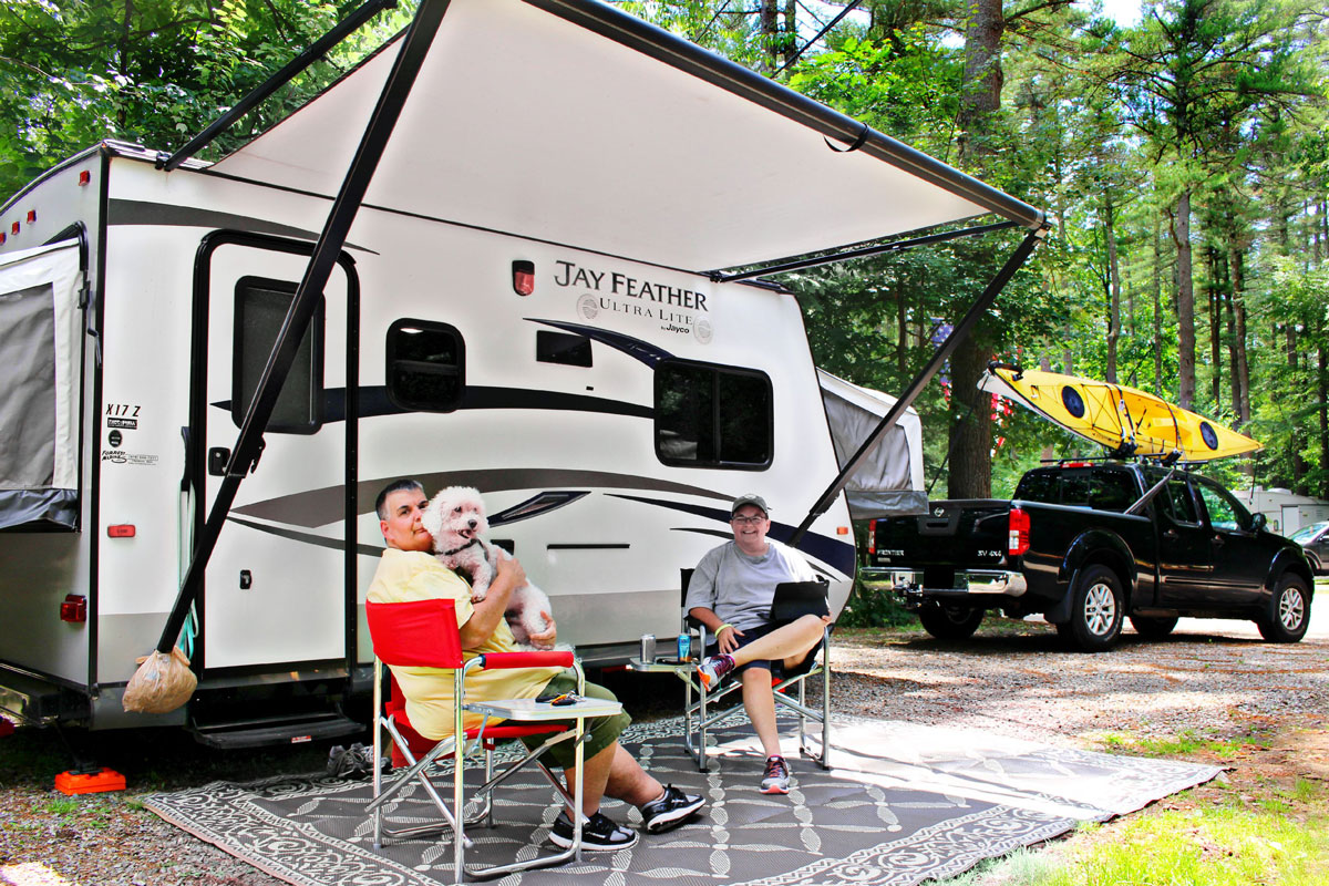 Pine Acres Family Camping