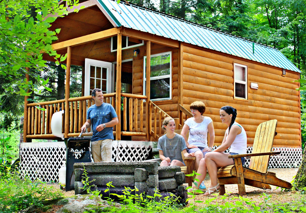 Camping cabins near me home decorations idea for Camp sites with cabins