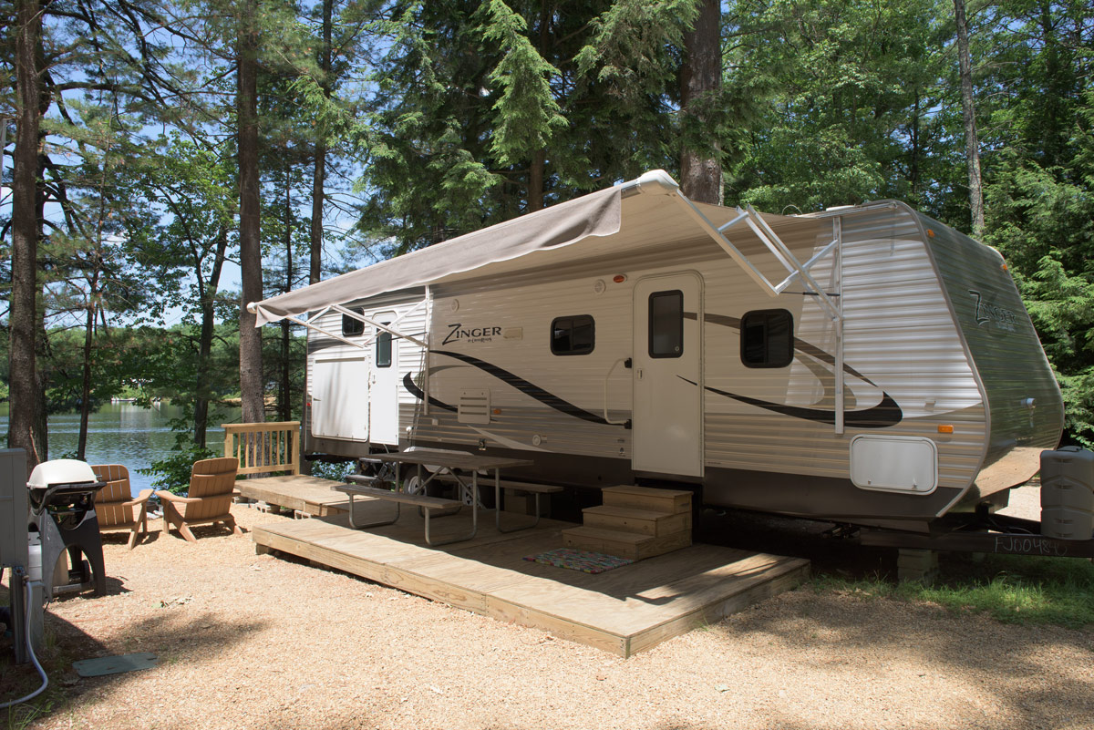 Rentals Pine Acres Family Camping Resort
